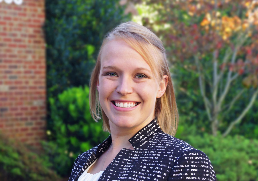 Ashley Herman, Assistant Director of Admissions and Transfer and International Admissions